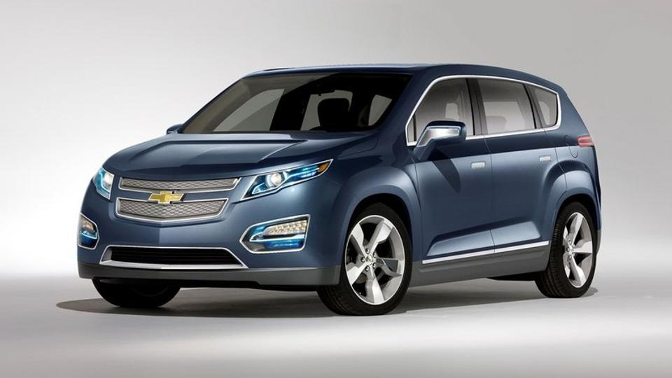 2010 Chevrolet Crossvolt concept