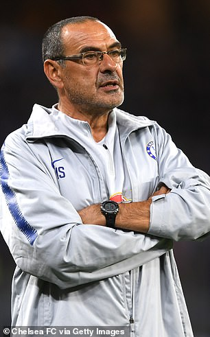 Chelsea paid Napoli £5m in compensation to appoint Maurizio Sarri back in 2018