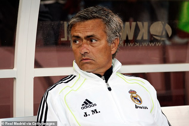 Mourinho went for big money again when he switched Inter Milan for Real Madrid in 2010