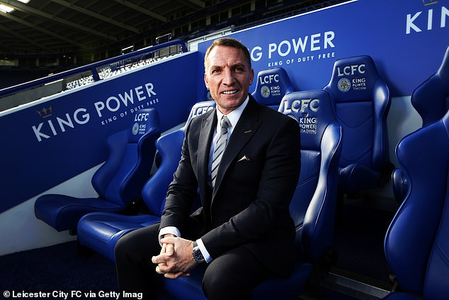 Leicester shelled out almost £9m to land Brendan Rodgers after his successful spell at Celtic