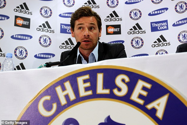 Chelsea made Andre Villas-Boas the most expensive boss ever when they paid £13.3m in 2011