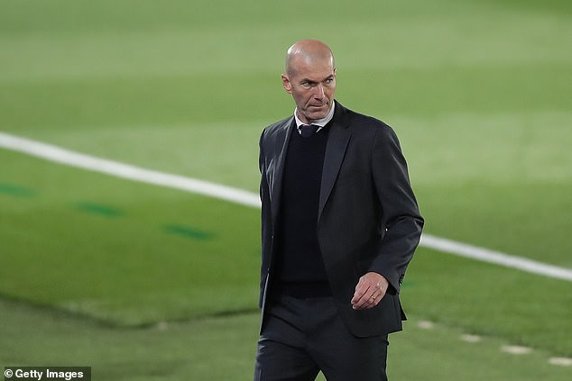 Real manager Zinedine Zidane said he was optimistic both Ramos and Varane would be fit