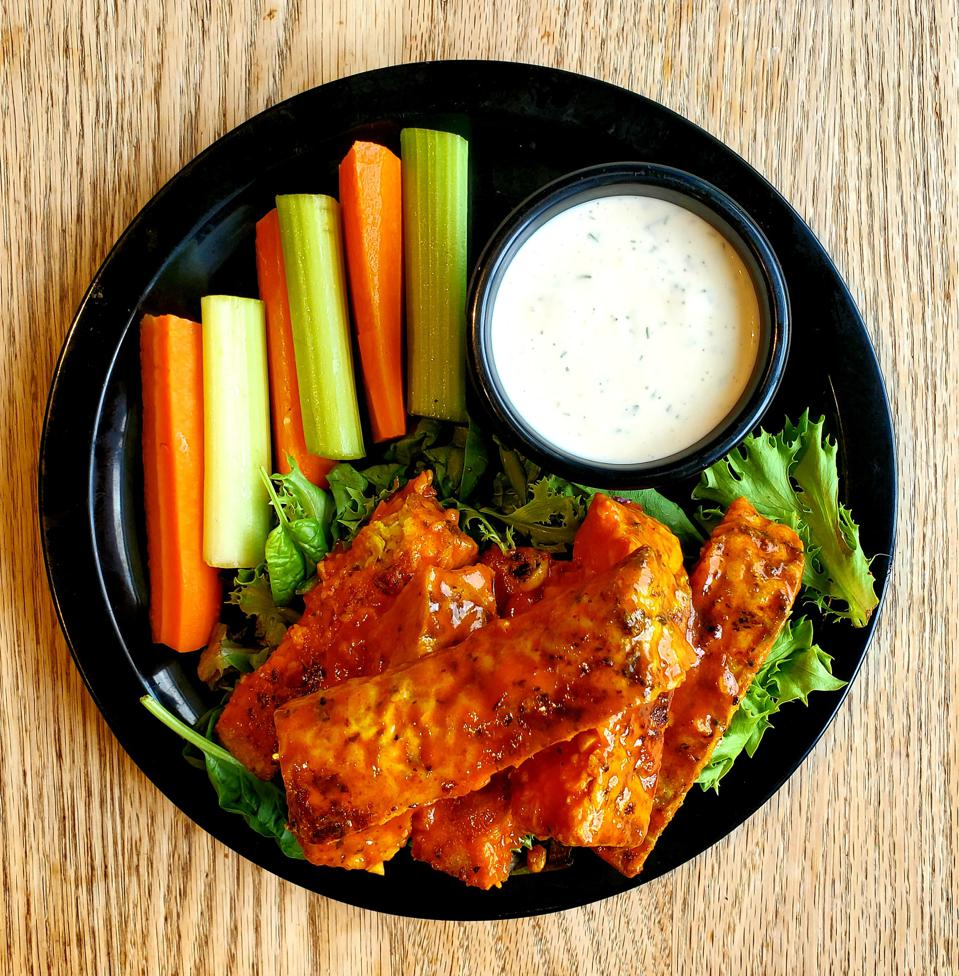 vegan dishes in Nashville