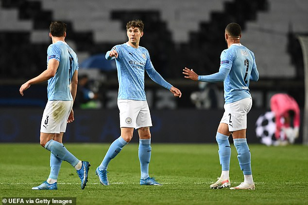 Stones says he and his City team-mates have learned from past disappointments in Europe