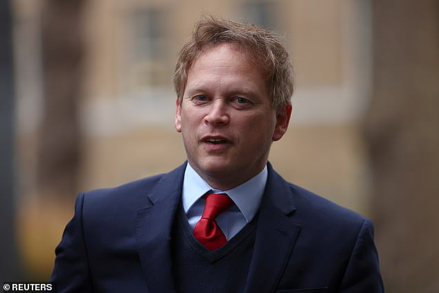 Transport minister Grant Shapps has not confirmed foreign travel can resume on May 17