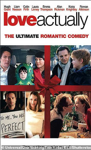 The study foundromantic comedies have particularly high potential for emotional uplift, which is found with all the different stories in Love Actually
