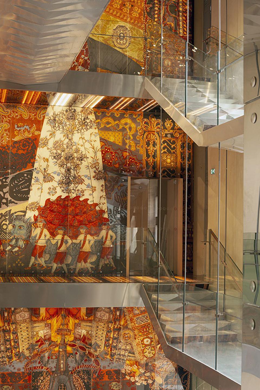 Emménagement du Museon Arlaten le 2 Juillet 2020