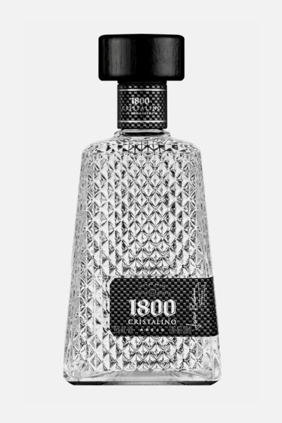 1800, Tequila Cristalino Añejo