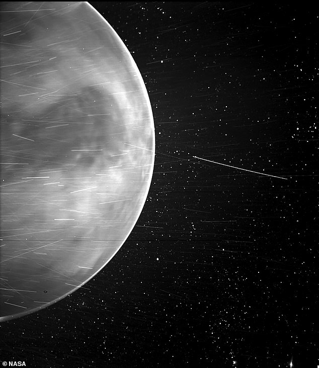 This was the first direct measurement of the Venusian atmosphere in nearly 30 years - and it looks quite different from Venus past, according to a new study of the data