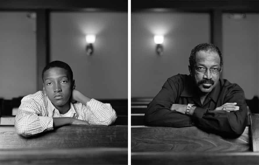 Dawoud Bey – Braxton McKinney and Lavon Thomas, Birmingham, Alabama, 2012.