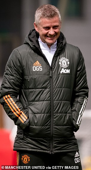 The forward is said to be a top target for Ole Gunnar Solskjaer