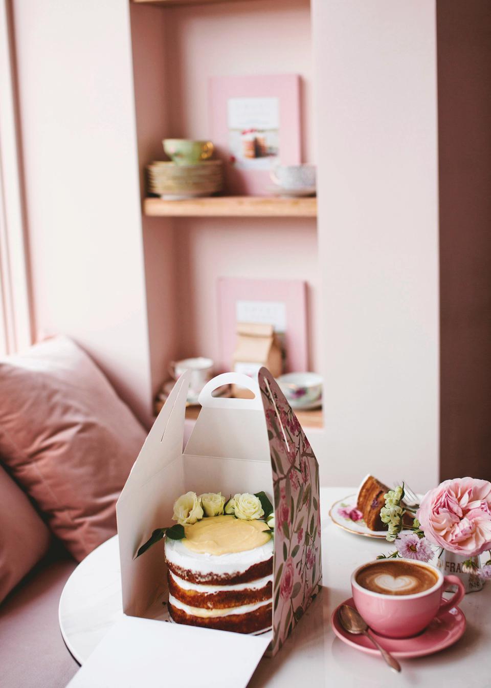 Sweet Laurel Bake Shop