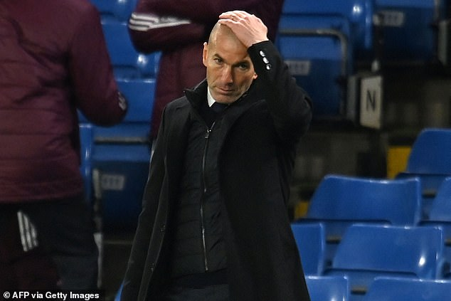 Zinedine Zidane this week stepped down as Real Madrid manager after a trophyless season