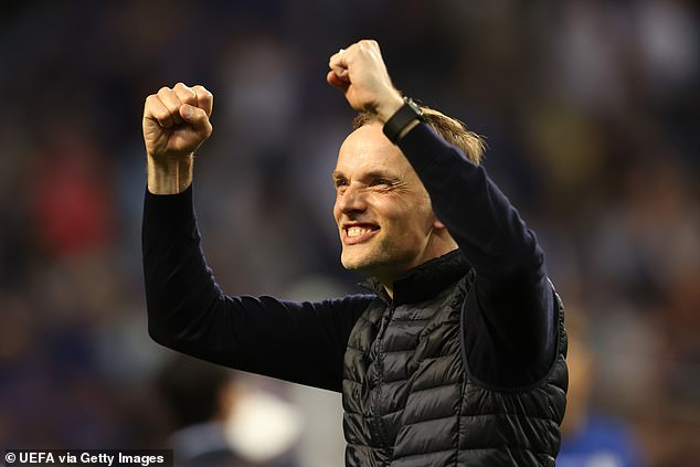 Blues boss Thomas Tuchel's side beat City twice recently, giving them a psychological boost