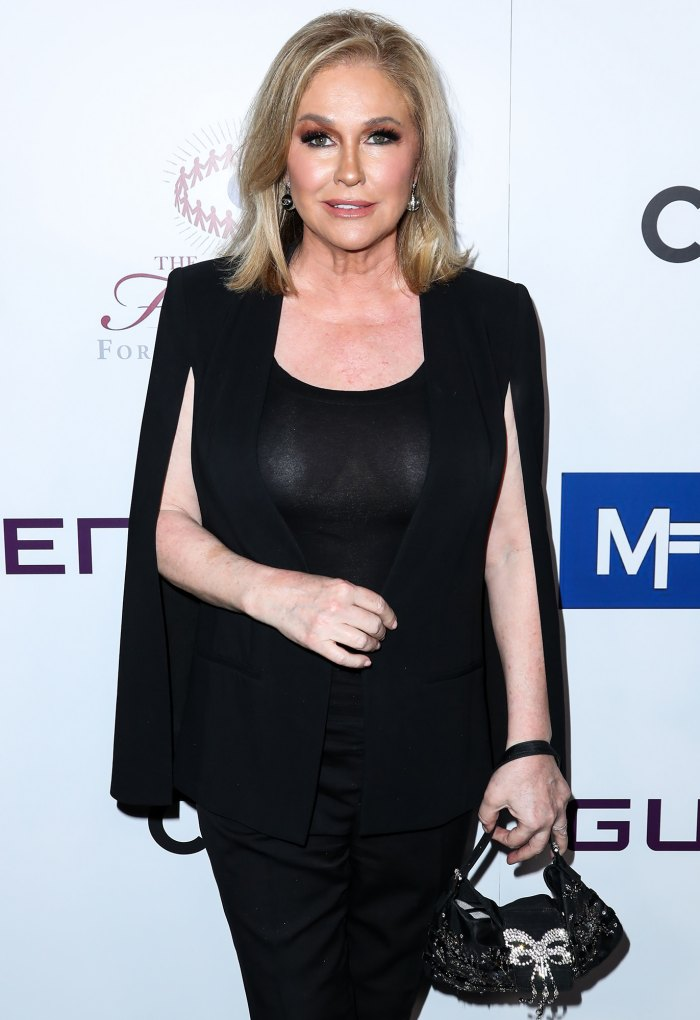 Kathy Hilton Remembers the Moment When She Stopped Watching 'RHOBH'