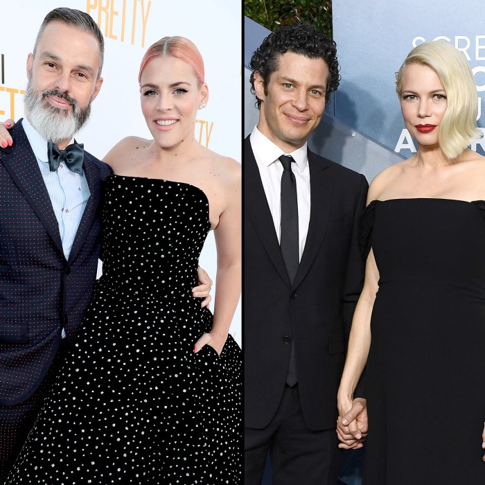 Busy Philipps Teases Working With BFF Michelle Williams Future