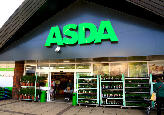 Asda Supermarket store