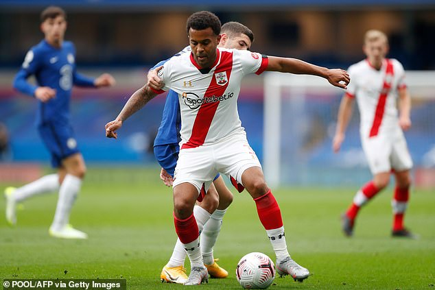 Southampton left-back Ryan Bertrand has reportedly agreed terms with Leicester City