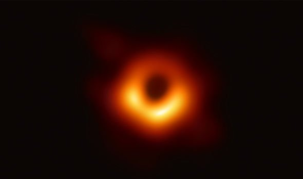 Black hole image: The first image of a black hole ever taken in 2019