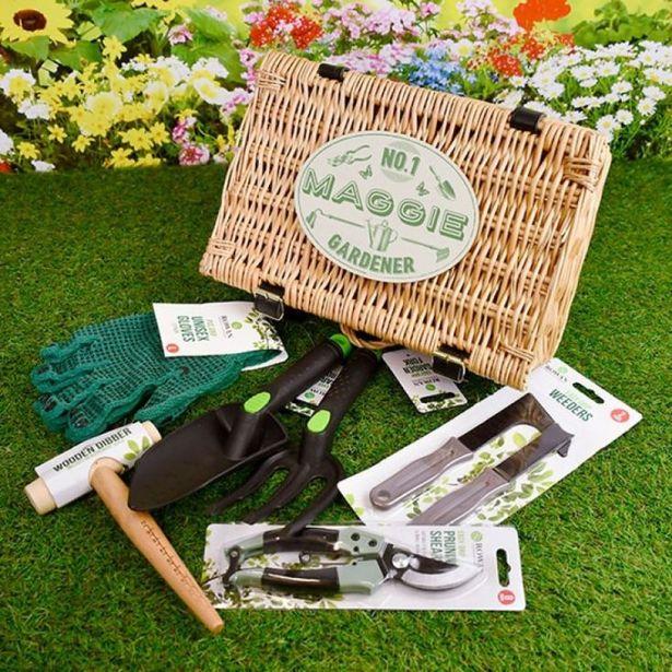 Personalised No.1 Gardener Gift Hamper
