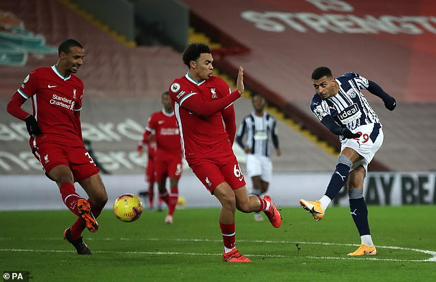 West Brom splashed out £15million on Karlan Grant but he only managed one goal all season