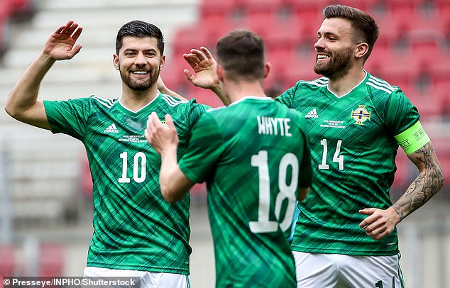 Baraclough's team eased to a 3-0 friendly win over Malta inside 90 minutes on Sunday