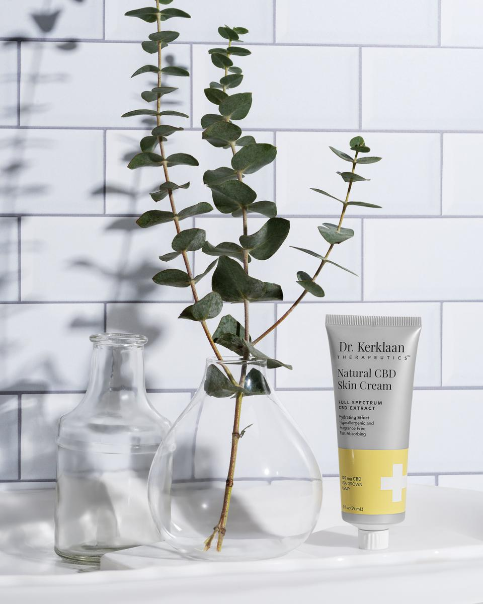 It turns out...skin flare ups are common. Thankfully, Dr. Kerklaan's Natural Skin Cream helps effectively soothe problematic, irritated skin. Simply apply this hypoallergenic, hydrating, fragrance free cream to calm inflammation, eliminate pesky pimples, and promote a healthy glow.
