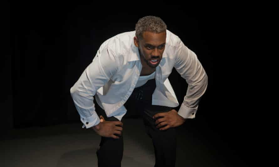 Richard Blackwood in Typical.