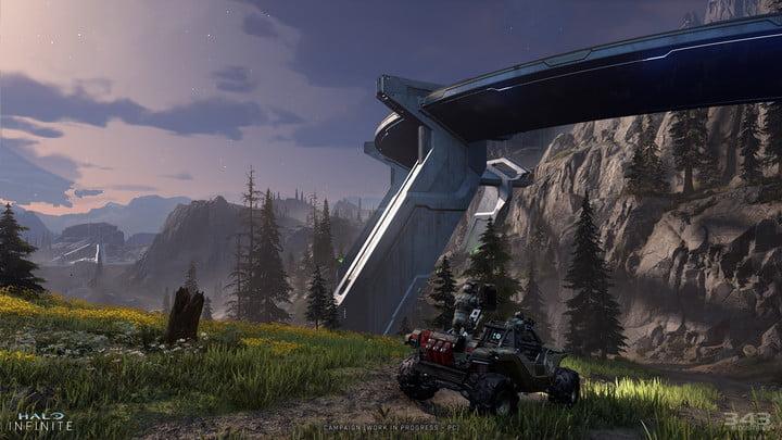Halo Infinite Warthog