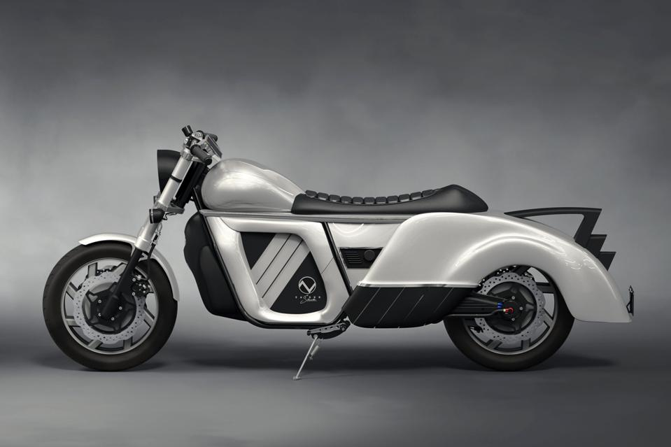 Zaiser Motors Electrocycle electric motorcycle