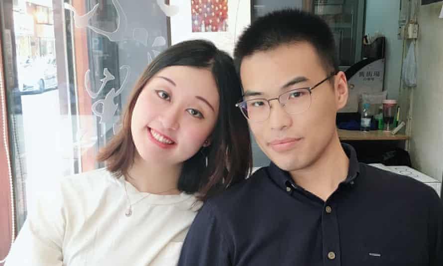 Miao Dong and Wang Zhenyu.