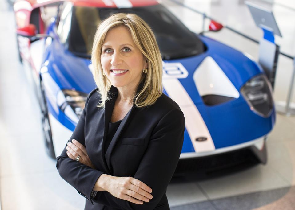 Lisa Drake, Ford Chief Operating Officer, North America, and vice president, Global Purchasing