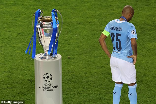 The omission of 'leader' Fernandinho in Porto was criticised by Chris Sutton and Rio Ferdinand