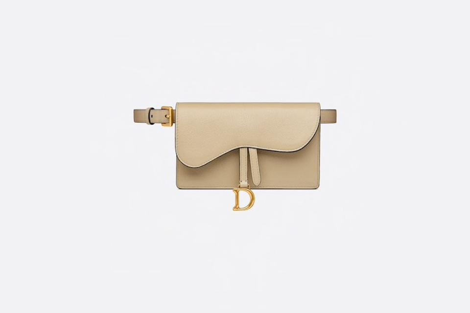 Dior Saddle Pouch Belt Bag