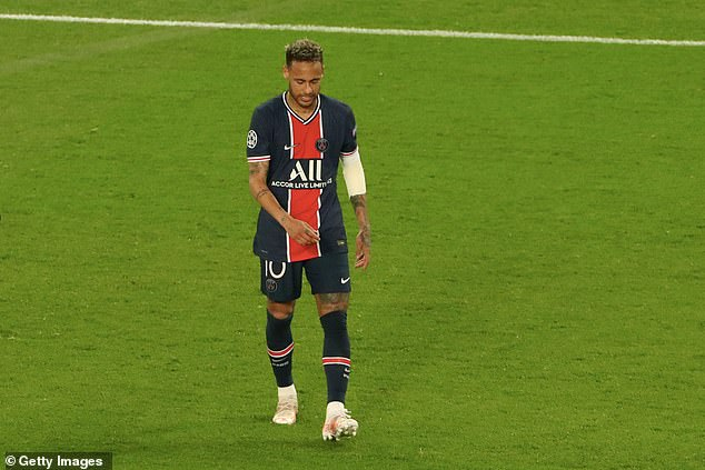 Barcelona have made initial contact to bring Neymar back to the club, according to reports