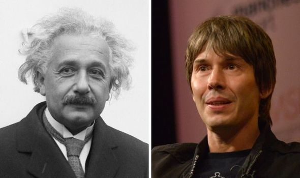 Brian Cox: The physicist argued that science needs a better version of Einstein's theory