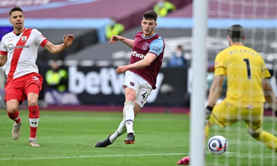 Chelsea are keen to move for Declan Rice, who has become a key figure in midfield for West Ham and England.