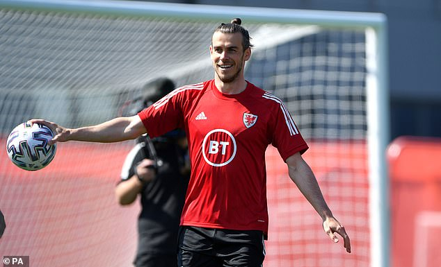 Gareth Bale has stressed again he will sort out his future after playing for Wales at Euro 2020