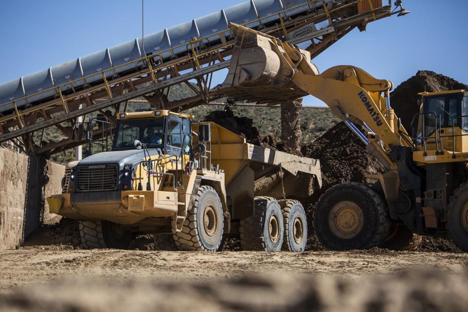 Inside The Mountain Pass Mine As Rare Earths Face Trade War Threats