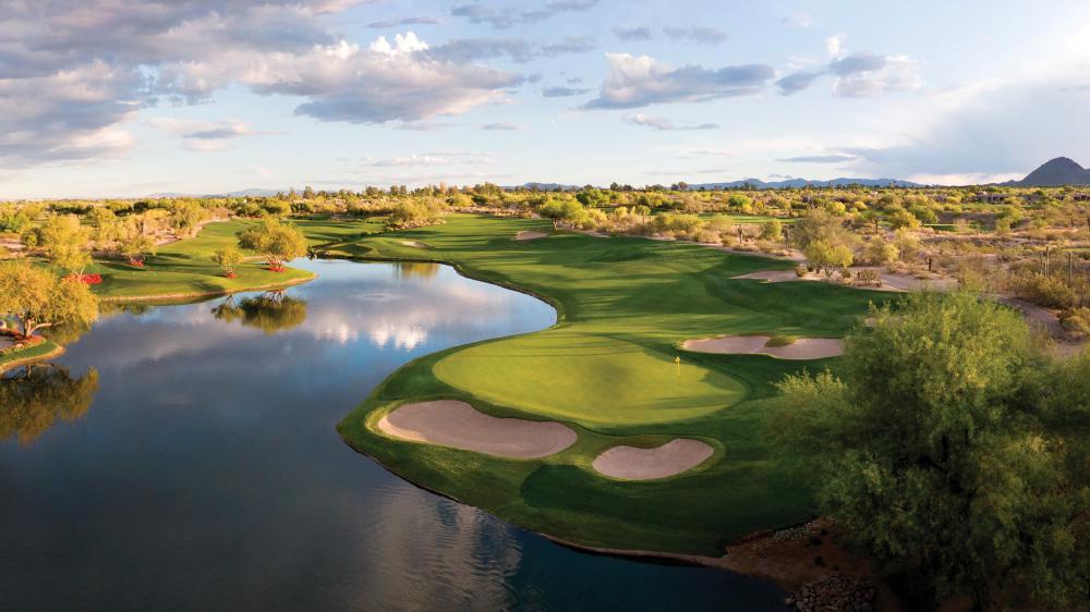 The Raptor Course at Grayhawk Golf Club