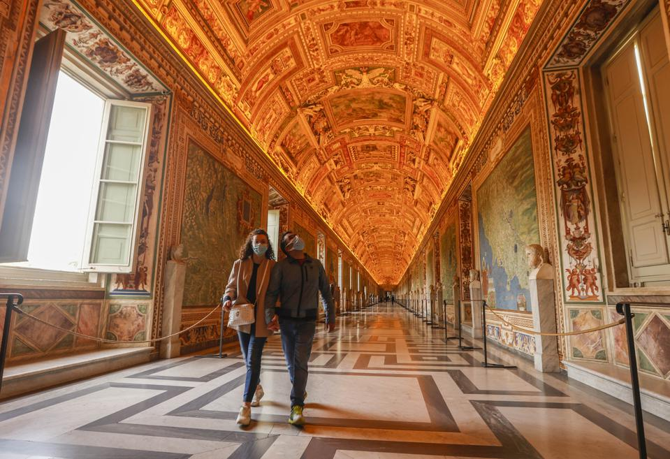 Re-opening of the Vatican Museums