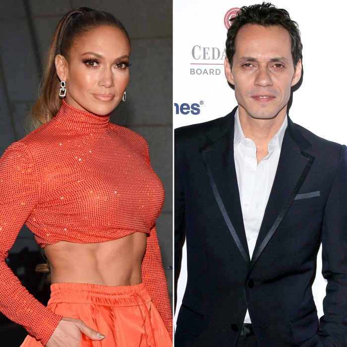 Jennifer Lopez Spotted With Ex Marc Anthony After Romantic Ben Affleck Getaway