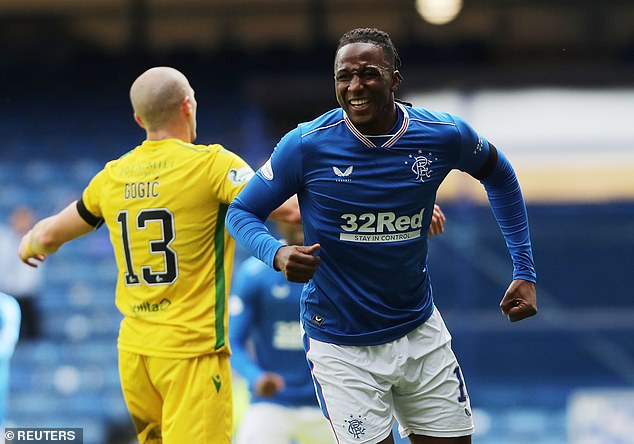 Joe Aribo has become a vital cog in Rangers' Premiership-winning side under Steven Gerrard