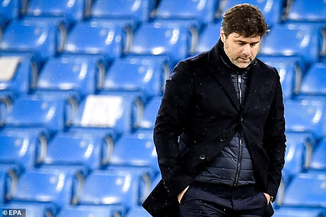 Mauricio Pochettino claims that PSG 'deserved' to reach the Champions League final