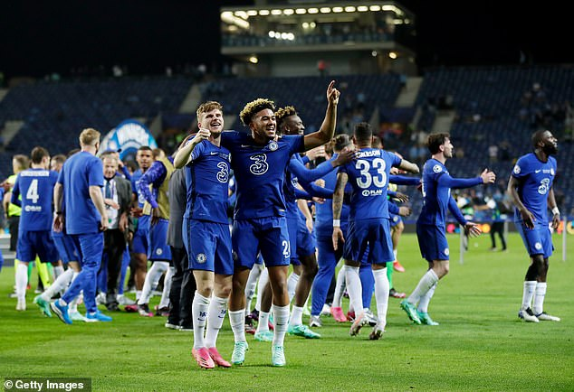 Chelsea won the Champions League final against Manchester City in Porto on Saturday night