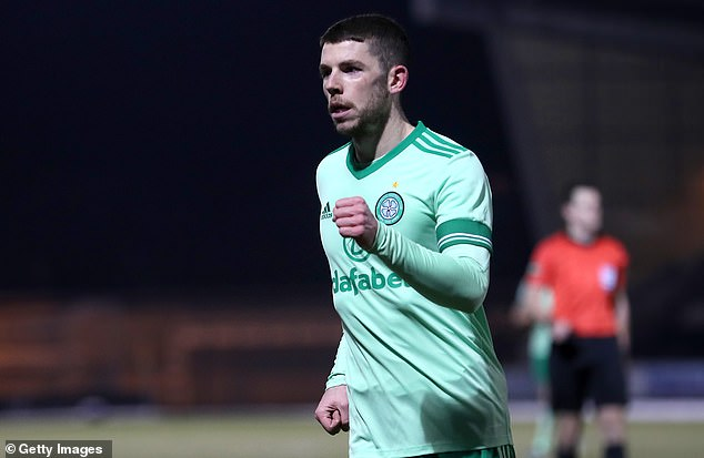 Southampton are reportedly interested in signing Celtic midfielder Ryan Christie