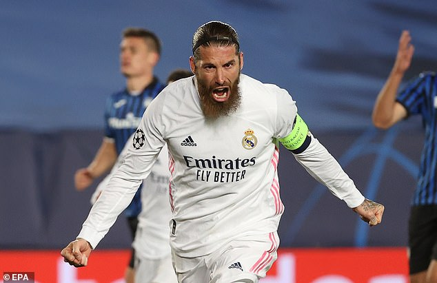 The return from injury of Sergio Ramos could offer Real Madrid a major boost ahead of their Champions League semi-final, second leg against Chelsea on Wednesday night