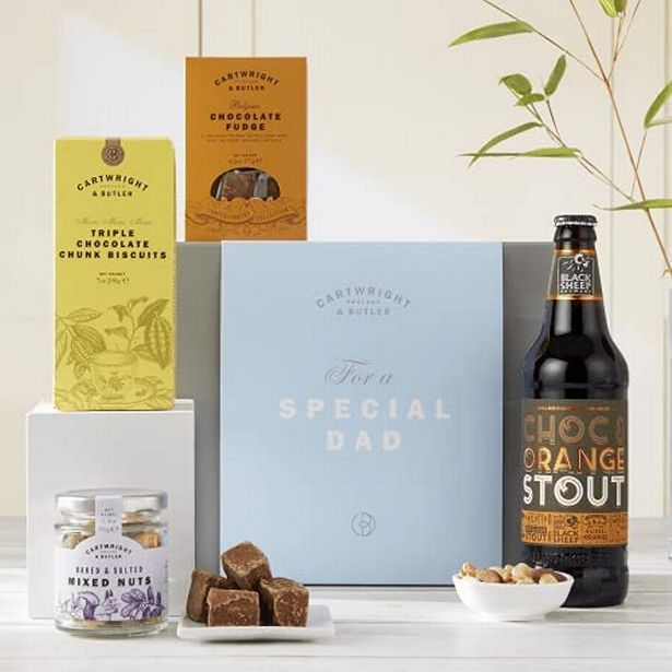 Cartwright & Butler Fathers Day hamper