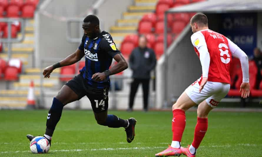 Yannick Bolasie in action for Middlesbrough