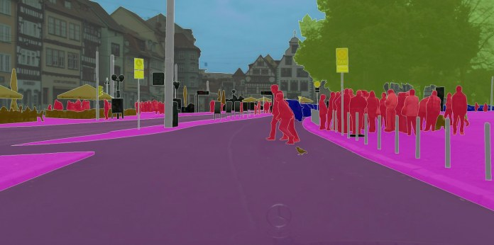 cityscapes image segmentation